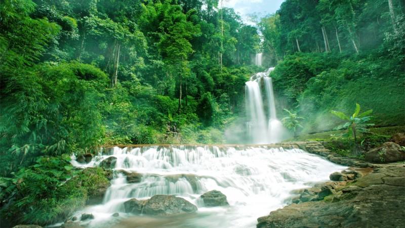 Du lịch sinh thái Tây Nguyên