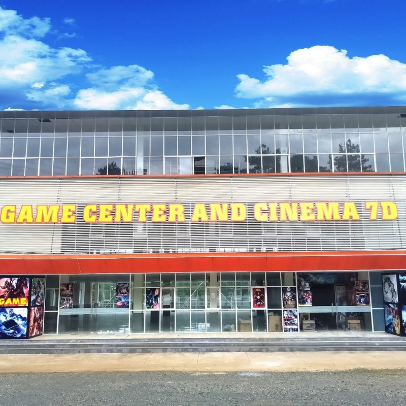 Game Center And Cinema 7D